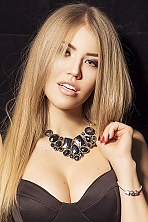 Ukrainian girl Katerina,25 years old with  eyes and  hair.