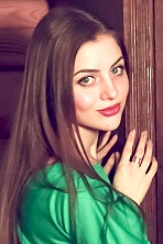 Ukrainian girl Olga,19 years old with blue eyes and light brown hair.