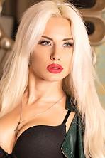 Ukrainian girl Nastja,23 years old with blue eyes and blonde hair.