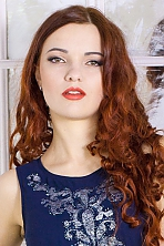 Ukrainian girl Katerina,20 years old with  eyes and  hair.