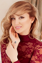 Ukrainian girl Julia,29 years old with blue eyes and blonde hair.