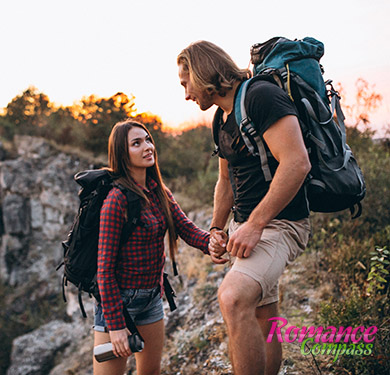 hiking dating site