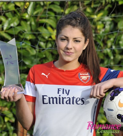 best female soccer player
