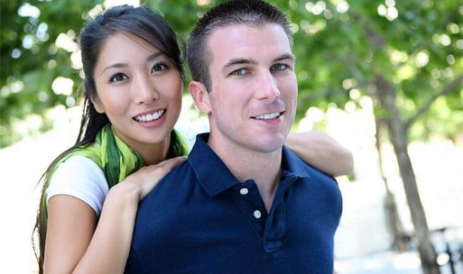 Asian girls who only date white guys