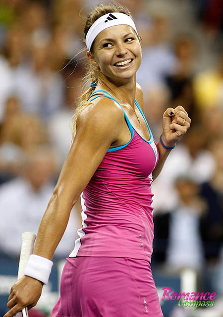 hottest female tennis players of all time