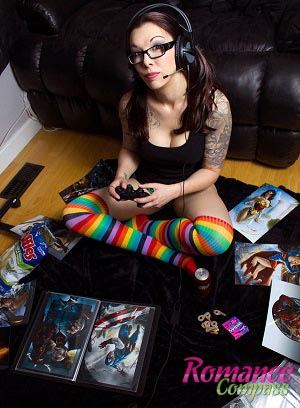 geek girl dating