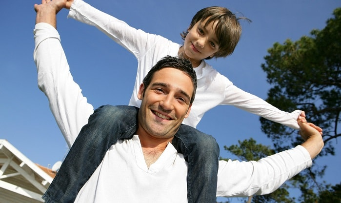 single dads dating