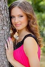 Ukrainian girl Yana,24 years old with green eyes and light brown hair.