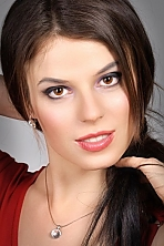Ukrainian girl Alla,28 years old with brown eyes and dark brown hair.