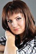 Ukrainian girl Elena,25 years old with brown eyes and dark brown hair.