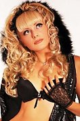 Ukrainian girl Valeria,29 years old with grey eyes and blonde hair.