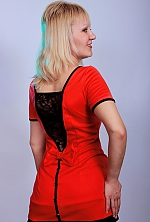 woman in red - it is a passion!