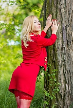 Lady in red - love and passion ...
