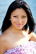 Ukrainian girl Zorina,21 years old with black eyes and black hair.
