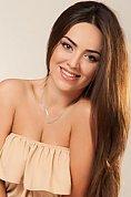 Ukrainian girl Natalia,25 years old with brown eyes and dark brown hair.