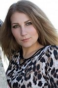Ukrainian girl Oksana,29 years old with green eyes and blonde hair.