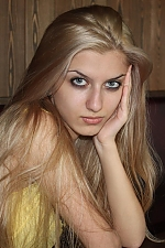 Russian girl Nino,25 years old with green eyes and blonde hair.