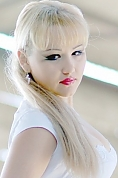 Ukrainian girl Helen,30 years old with brown eyes and blonde hair.