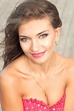 Ukrainian girl Nataly,22 years old with green eyes and light brown hair.