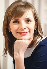 Ukrainian girl Olga,27 years old with green eyes and light brown hair.