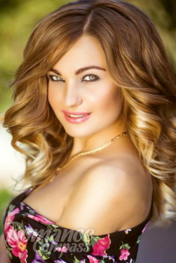 Ukrainian girl Daria,28 years old with grey eyes and light brown hair.