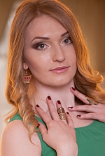 Ukrainian girl Irina,26 years old with brown eyes and light brown hair.