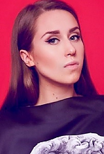 Ukrainian girl Anastasia,21 years old with green eyes and light brown hair.