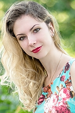 Ukrainian girl Yana,23 years old with brown eyes and light brown hair.