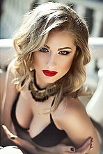 Ukrainian girl Mariya,24 years old with blue eyes and blonde hair.