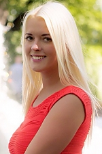 Russian girl Ekaterina,27 years old with brown eyes and blonde hair.