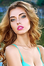 Ukrainian girl Valeriya,20 years old with green eyes and light brown hair.