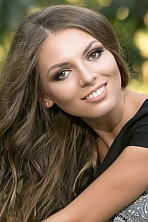 Ukrainian girl Marina,24 years old with brown eyes and light brown hair.