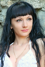 Russian girl Marina,27 years old with brown eyes and blonde hair.