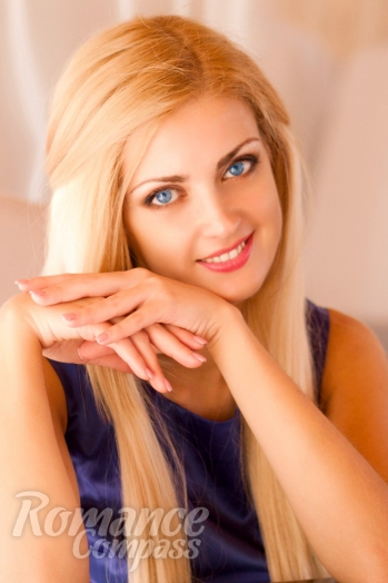 Ukrainian girl Vera,32 years old with blue eyes and blonde hair.