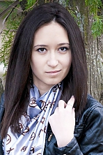 girl Alina, years old with  eyes and  hair.