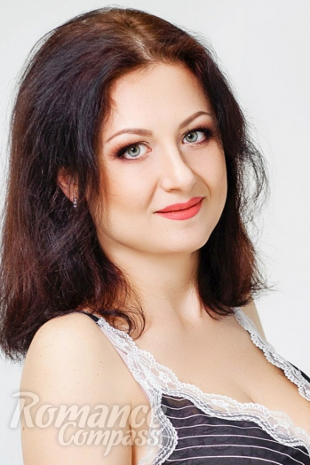 girl Kseniya, years old with  eyes and  hair.
