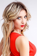 Ukrainian girl Elena,20 years old with blue eyes and blonde hair.