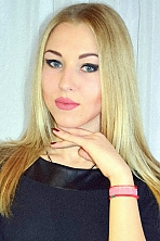 girl Alyona, years old with  eyes and  hair.